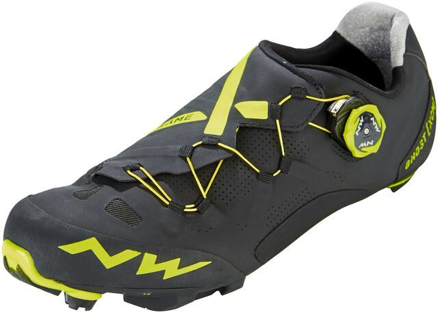 Ghost Shoes Fluo Herren Northwave Xcm Blackyellow gf7b6yYv